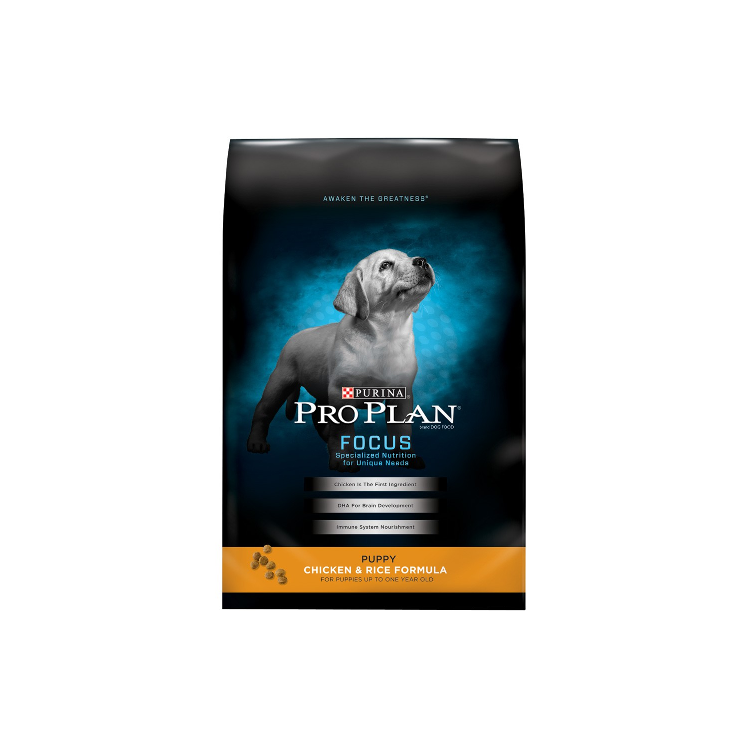 Purina Pro Plan Focus Chicken & Rice Puppy Formula - 34 lb