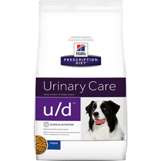 Hill's® Prescription Diet® u/d® Canine Urinary Care 27.5lb