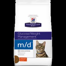 Hill's® Prescription Diet® m/d® Feline Glucose/Weight Management 4lb