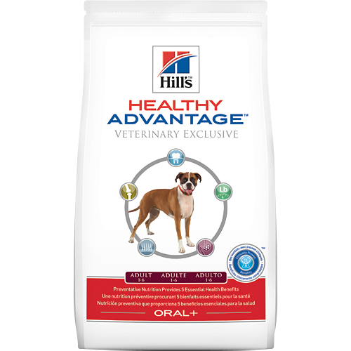 Hill's® Healthy Advantage® Adult Oral + Canine - 4lb