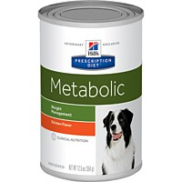 Hill's® Prescription Diet® Metabolic Canine Weight Management Chicken Flavor  13oz Can