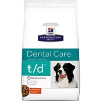 Hill's® Prescription Diet® t/d® Canine Dental Care 25lb