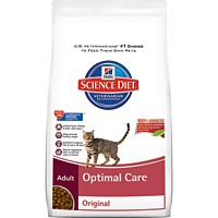 Hill's® Science Diet® Adult Optimal Care® Original - 16 lb