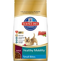 Hill's® Science Diet® Adult Healthy Mobility™ Small Bites 15.5lb