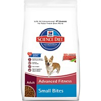 Hill's® Science Diet® Adult Advanced Fitness Small Bites 17.5lb - Dry