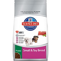 Hill's® Science Diet® Puppy Small & Toy Breed 15.5lb - Dry