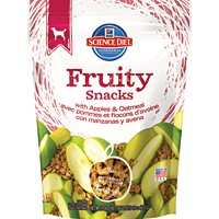 Hill's® Science Diet® Crunchy Fruity Snacks with Apples & Oatmeal 8 oz