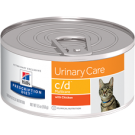 Hill's® Prescription Diet®c/d® Multicare Feline Urinary Tract Health with Chicken 5.5oz can