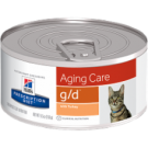 Hill's® Prescription Diet® g/d® Feline Aging Care 5.5oz