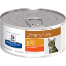 Hill's® Prescription Diet® s/d® Feline Urinary Care 5.5oz