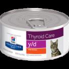 Hill's® Prescription Diet® y/d® Feline Thyroid Care 5.5oz