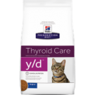 Hill's® Prescription Diet® y/d® Feline Thyroid Care 4lb
