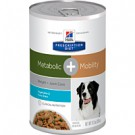 Hill's® Prescription Diet® Metabolic + Mobility Canine Vegetable & Tuna Stew 12.5oz