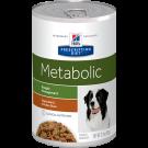 Hill's® Prescription Diet® Metabolic Canine Vegetable & Chicken Stew 12.50oz