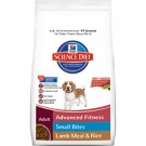 Hill's® Science Diet® Adult Advanced Fitness Small Bites Lamb Meal & Rice Recipe 4.5lb - Dry